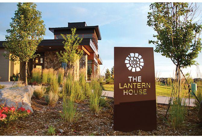 The Lantern House