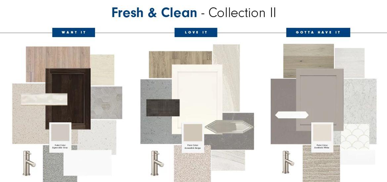Trilogy Valor Design Joy Collage for Fresh & Clean