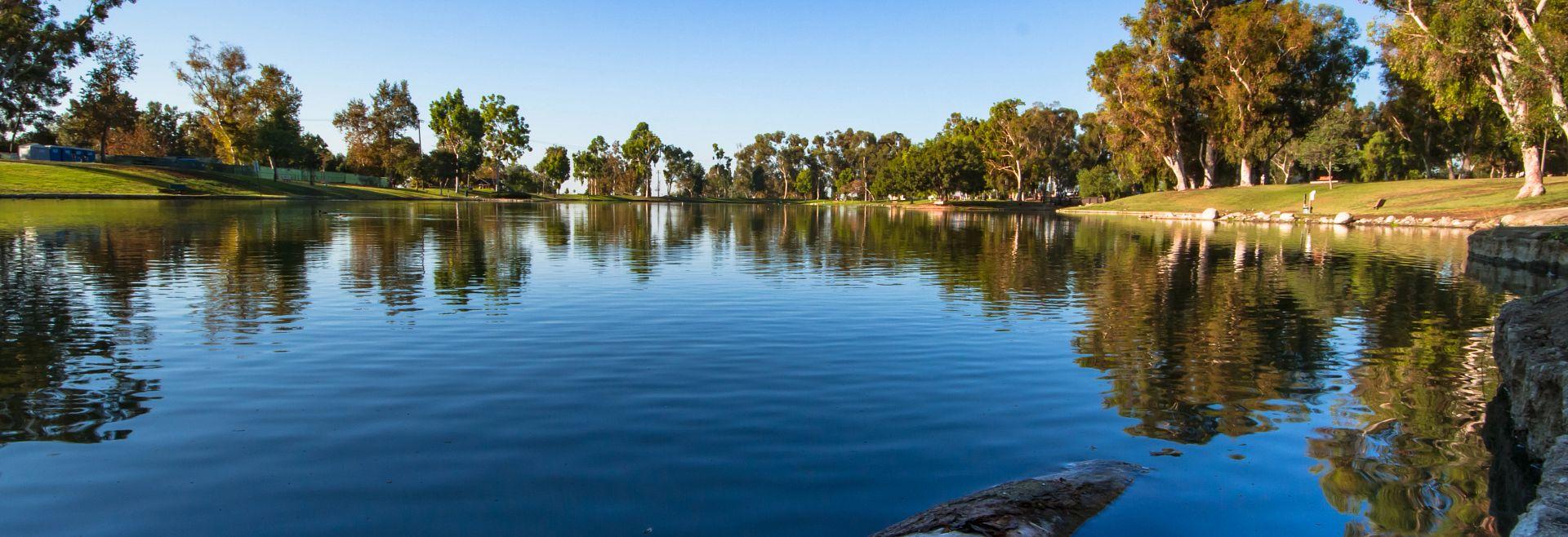 Park at Placentia CA