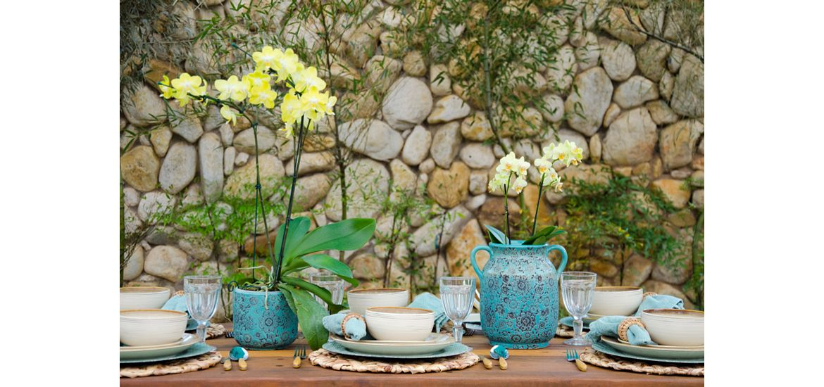 Blog Popping Patios Table Setting