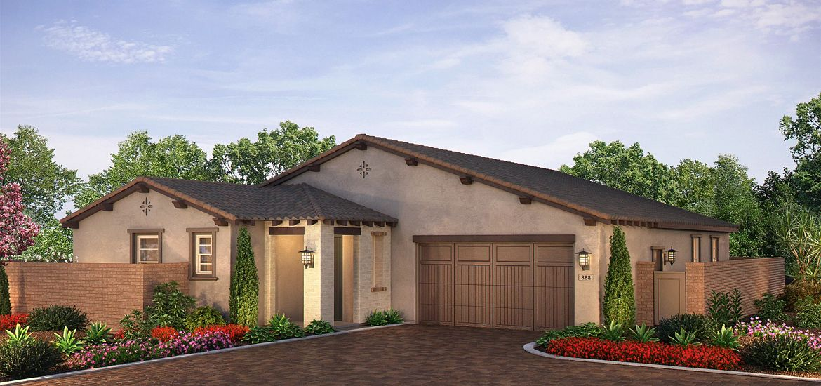 Citron at The Grove Plan 3