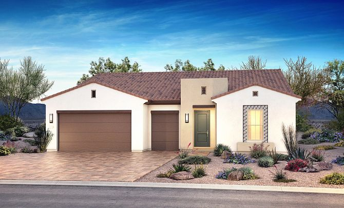 Trilogy Sunstone Excite Exterior A Color Scheme 1