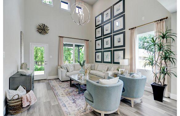 Harmony 40 Plan 3059 Living Room