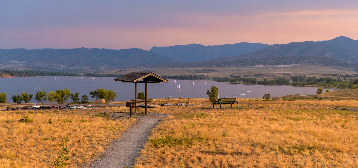 Colorado Chatfield State Park Reservoir Getty Images