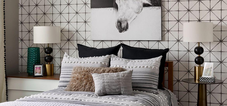 Solstice Stargaze Twilight Girls Horse Bedroom