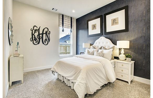 Cane Island Plan 6020 Guest Bedroom