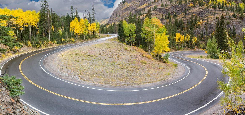 Blog Million Dollar Highway Fall Colors Colorado