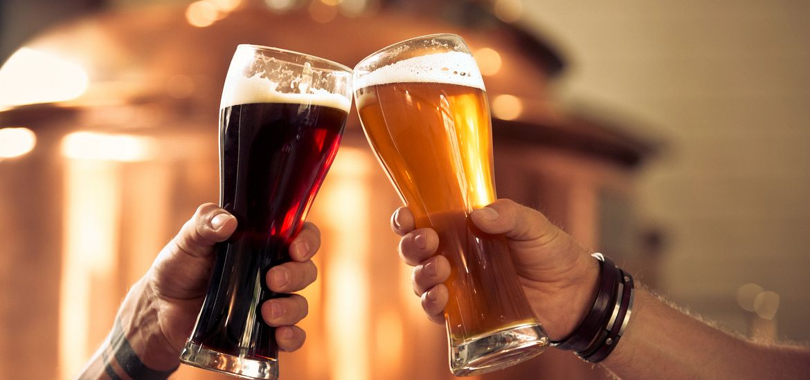 Craft Beer Brewery Getty Images