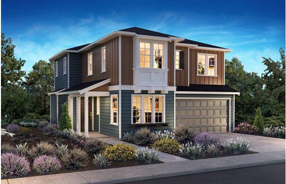 Beach House Plan 3 Elevation D