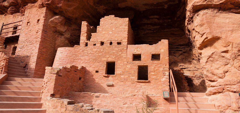 Manitou Springs Colorado Cliff Dwellings