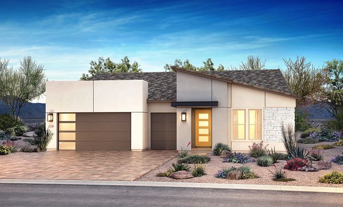 Trilogy Sunstone Excite Exterior C Color Scheme 12