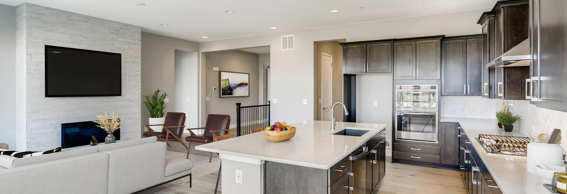 Canyons Reserve Heritage QMI Lot 816 Kitchen + Great Room