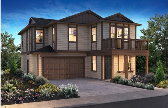 Beach House Plan 2 Elevation A