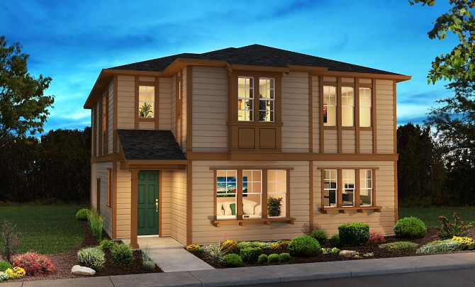 Surf House Plan 3 Elevation A