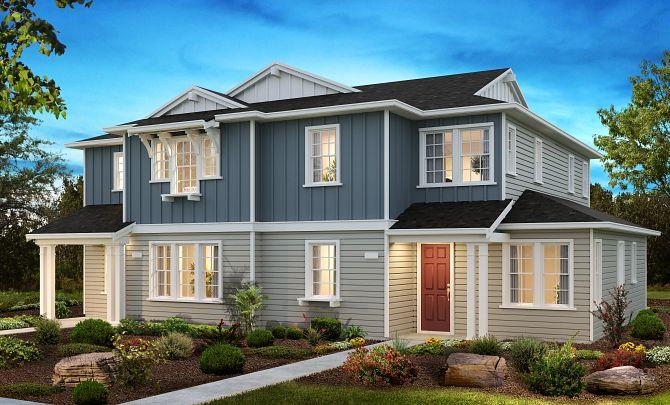 Sea House Plan 1 Elevation B