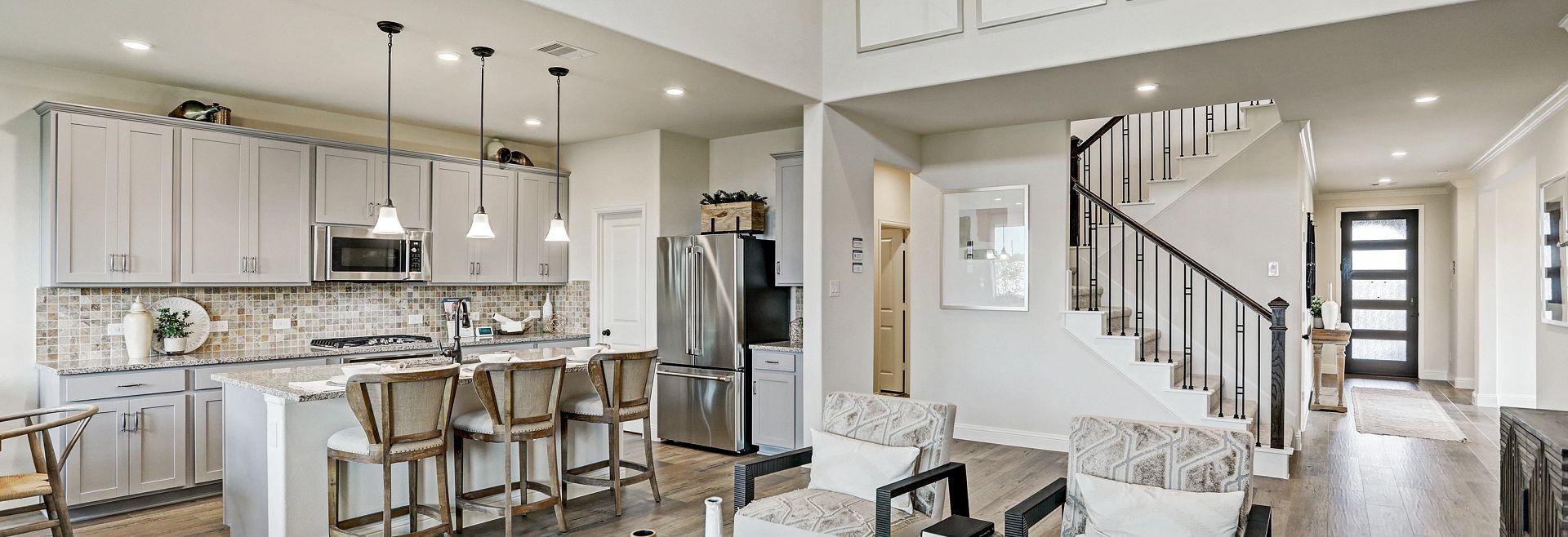 Balmoral Plan 4069 Living Area