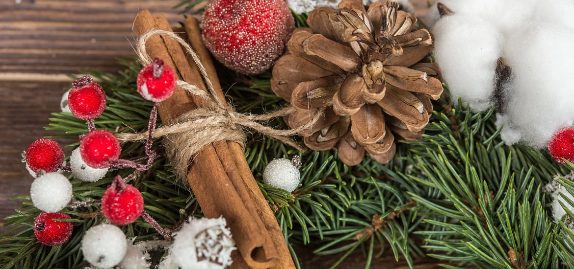 Holiday Wreath Getty Images