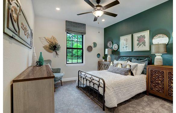 Harper's Preserve Plan 5029 Bedroom 2