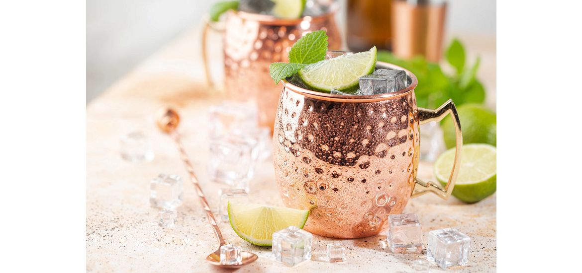 Blog Summer Cocktails Moscow Mule