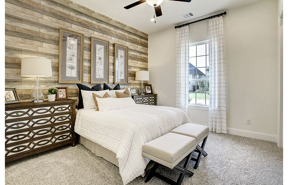 Cane Island Plan 6020 Guest Bed