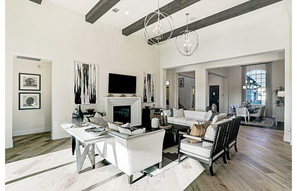 Del Bello Lakes Plan 6015 Living Room