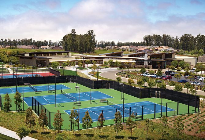Trilogy Monarch Dunes Sports Courts