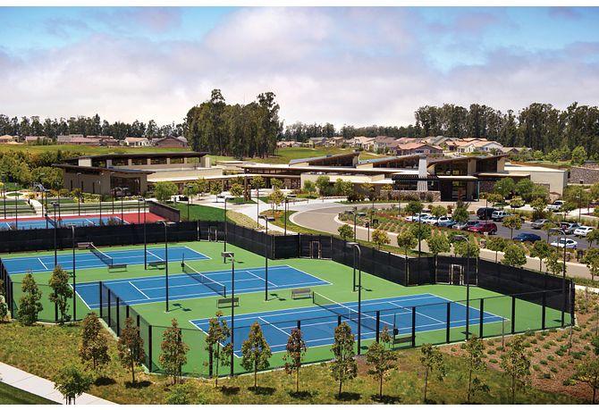 Trilogy Monarch Dunes Sports Courts