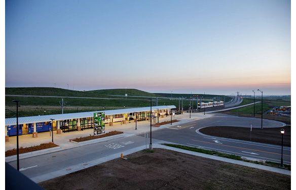 Lyric RTD Light Rail Station