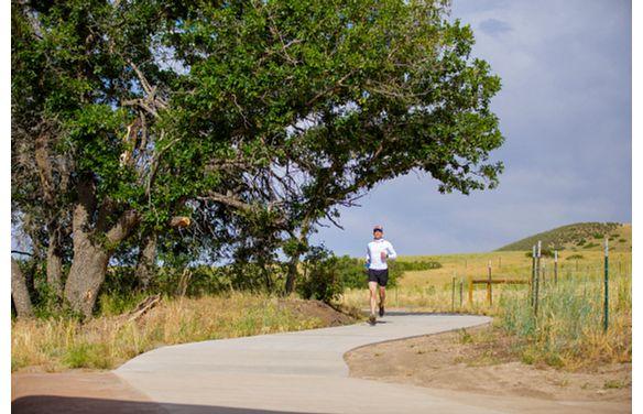 Lyric Man Trail Running