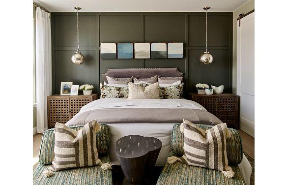 Solstice Trails Edge Tallgrass Master Bedroom