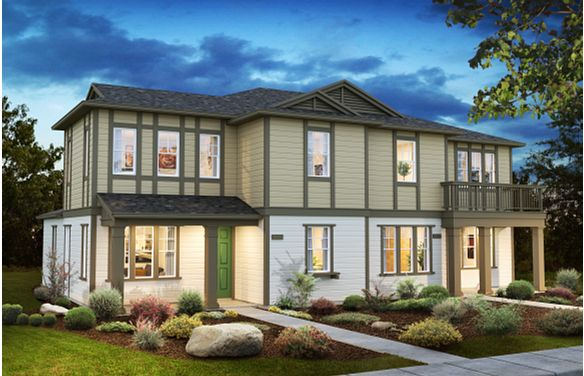 Sea House Plans 2 & 4 Elevation A