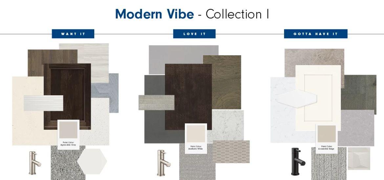 Trilogy Valor Design Joy Collage for Modern Vibe
