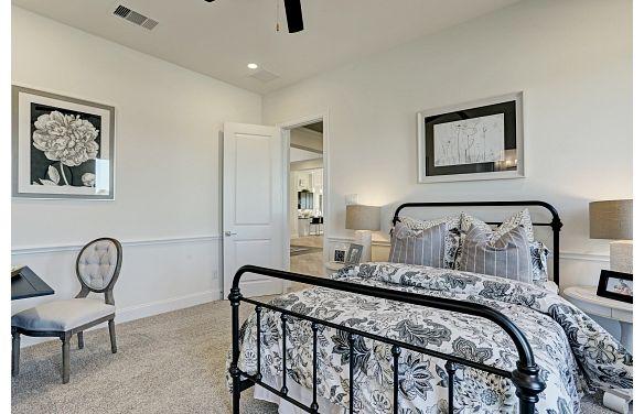 Del Bello Lakes Plan 6015 Bedroom 4