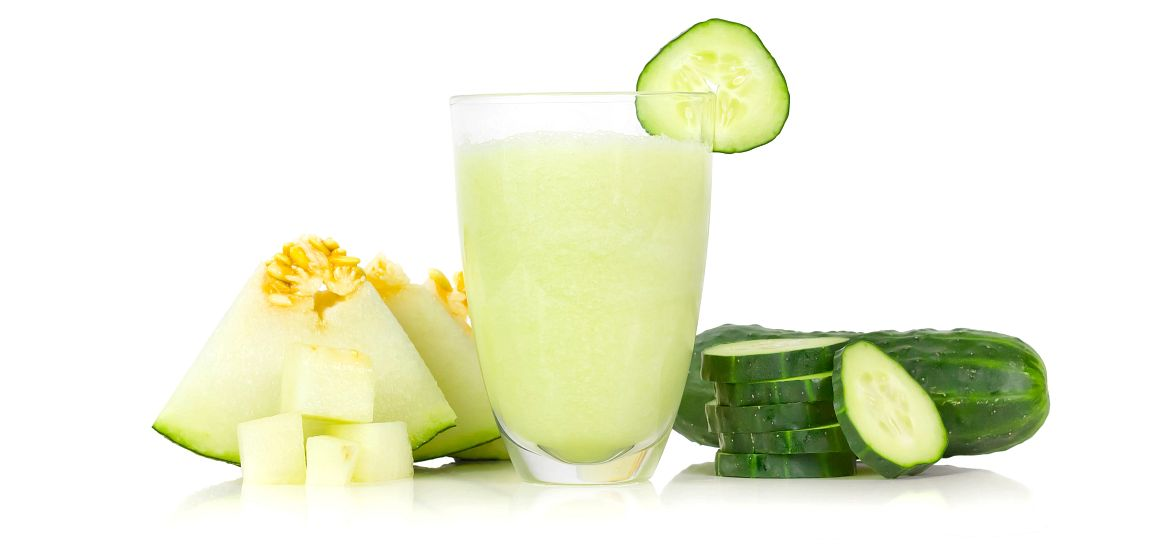 Melon Cucumber Drink Getty Images