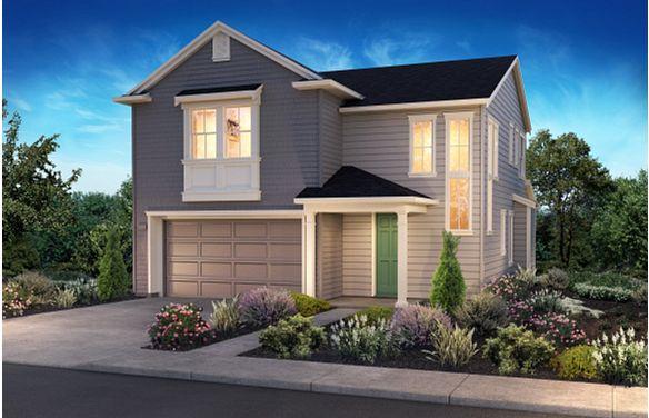 Beach House Plan 1 Elevation C