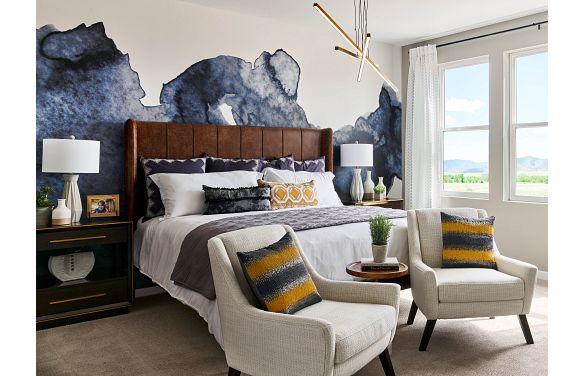 Solstice Stargaze Twilight Master Bedroom