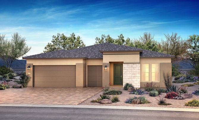 Trilogy Sunstone Excite Exterior B Color Scheme 6