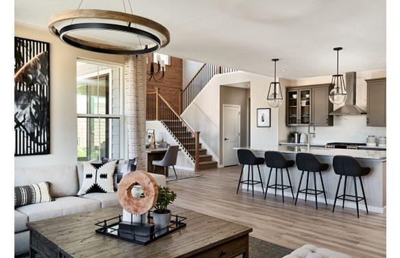Solstice Harmony Imagine Great Room + Kitchen