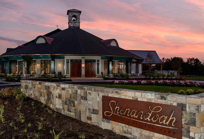 Shenandoah Lodge & Athletic Center