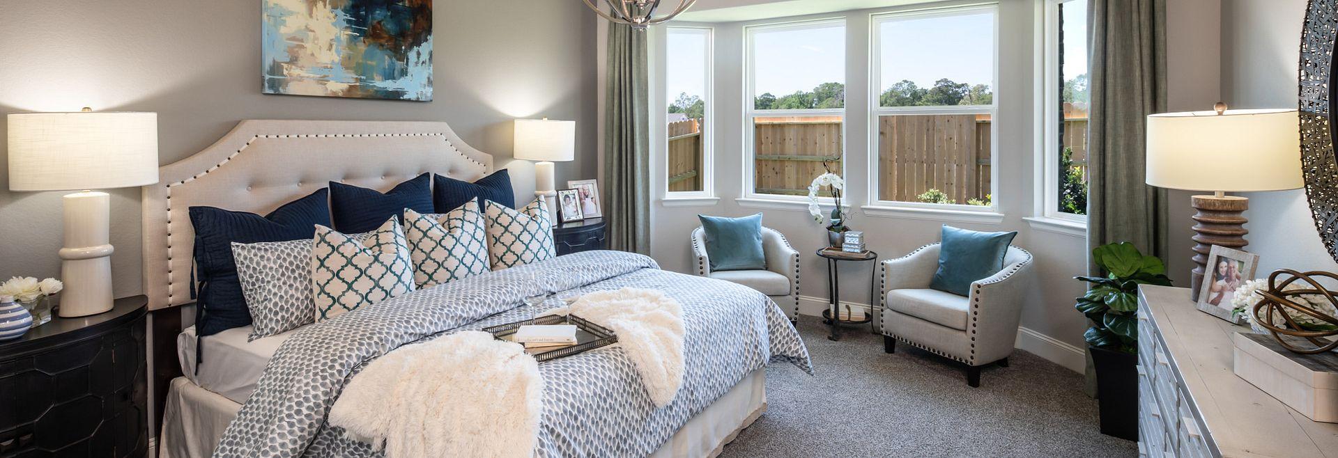 Balmoral Plan 4039 Primary Bedroom