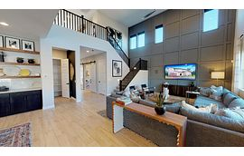 Northview Stone Butte Plan 5016 Great Room