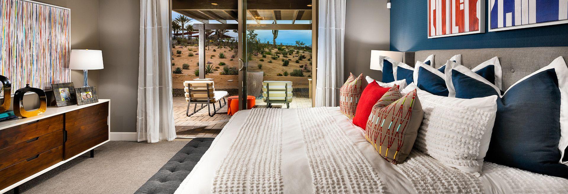 Trilogy Polo Club Evia Master Bedroom