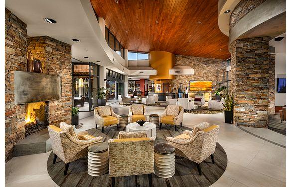 Kiva Club Grand Living Room