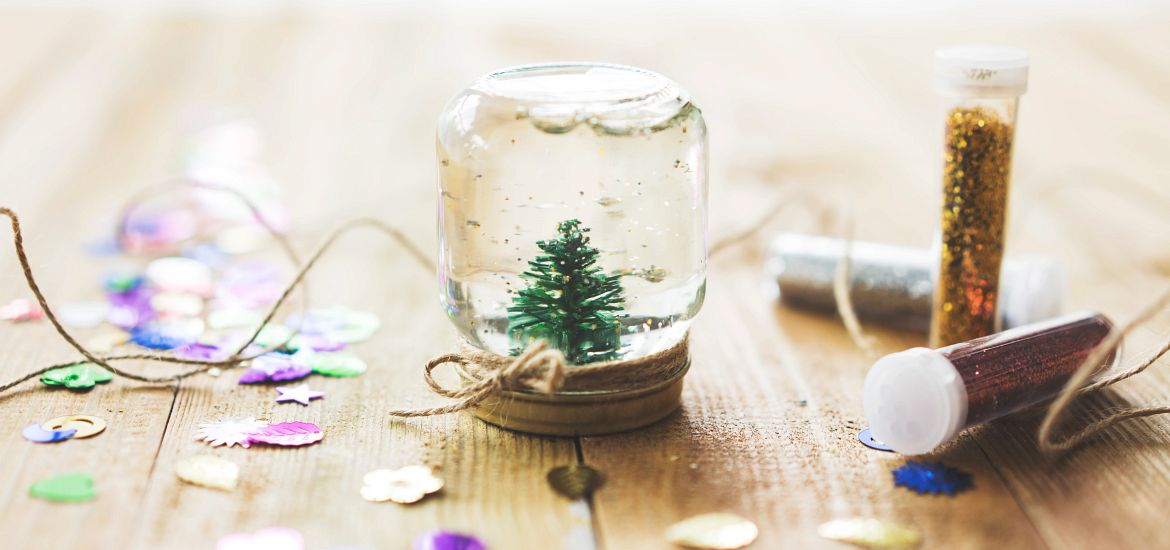 DIY Snow Globe Getty Images