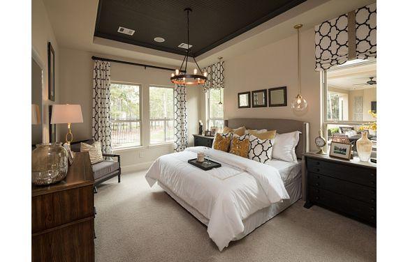 Harmony 50 Plan 4132 Primary Bedroom