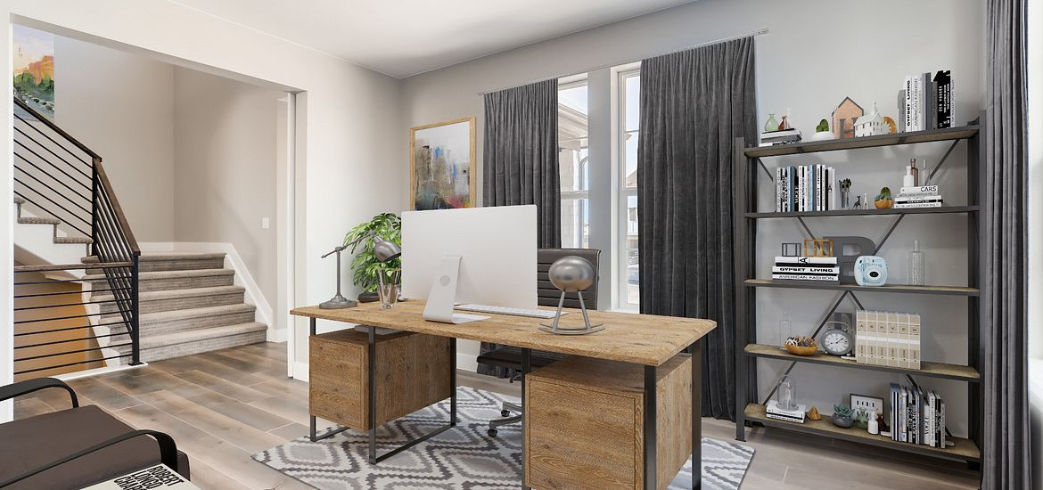 Canyons Luxe Weston Study