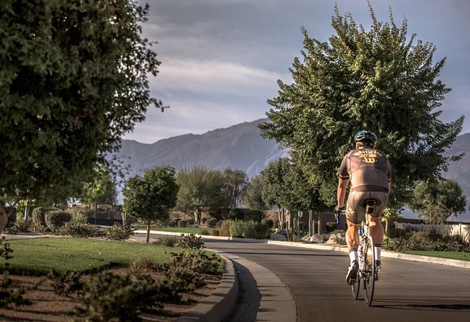 Trilogy Polo Club Homeowner Biking