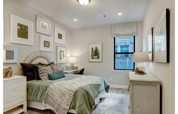 Harper's Preserve Plan 5029 Bedroom 3