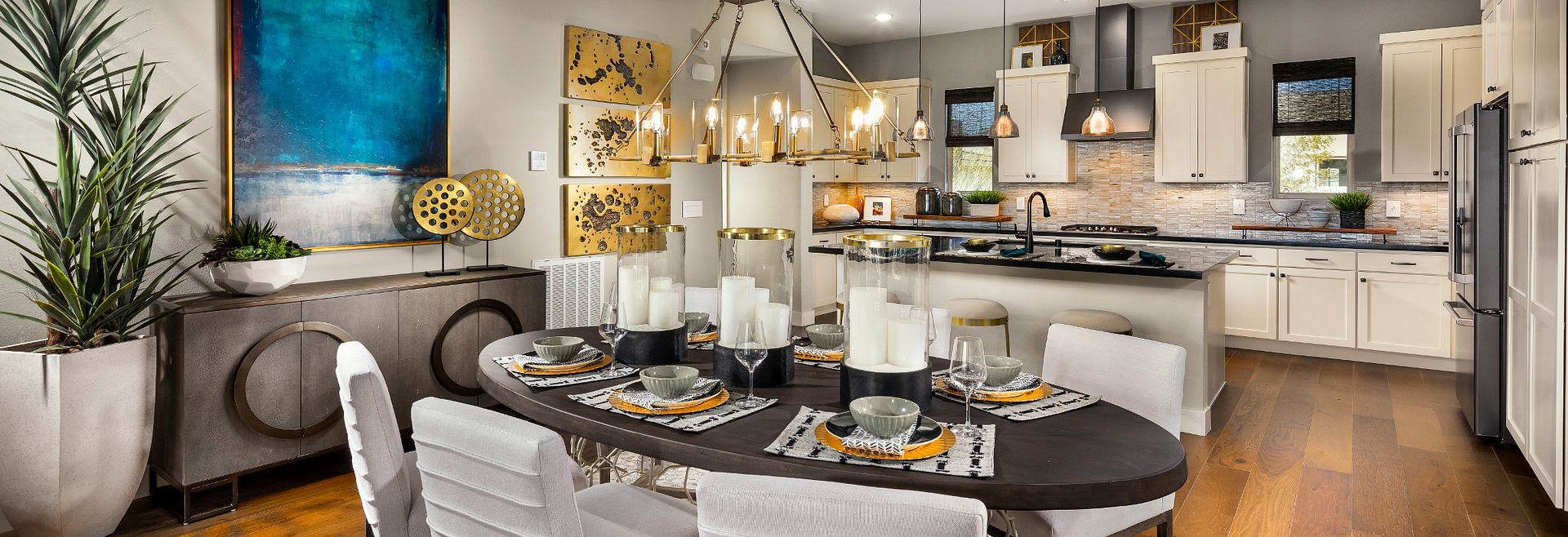 Trilogy Summerlin Splendor Dining & Kitchen