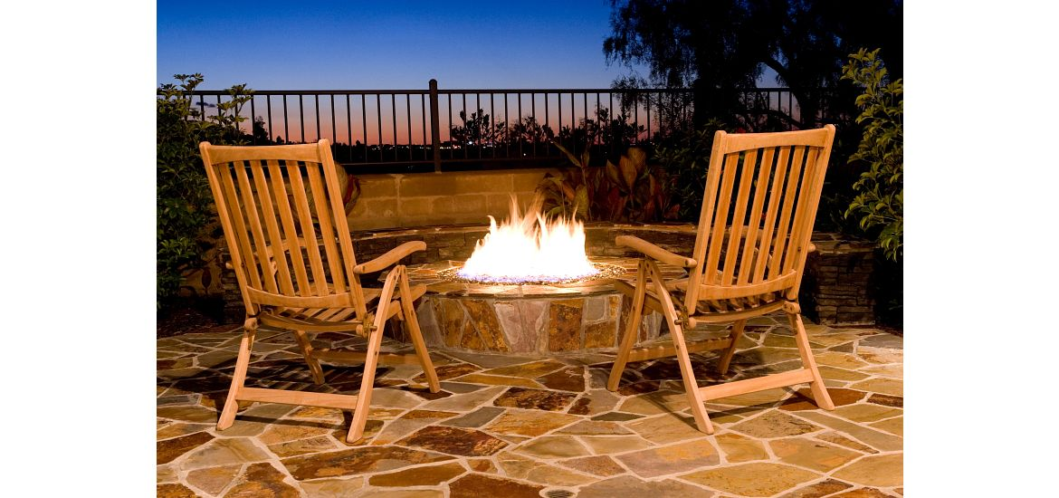 Blog Popping Patios Firepit